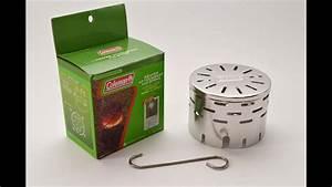 Coleman Red Heater Attachment 170-7065 Far-heater Attachment 43588