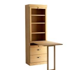 murphy bed bookcase with drop down table and bottom
