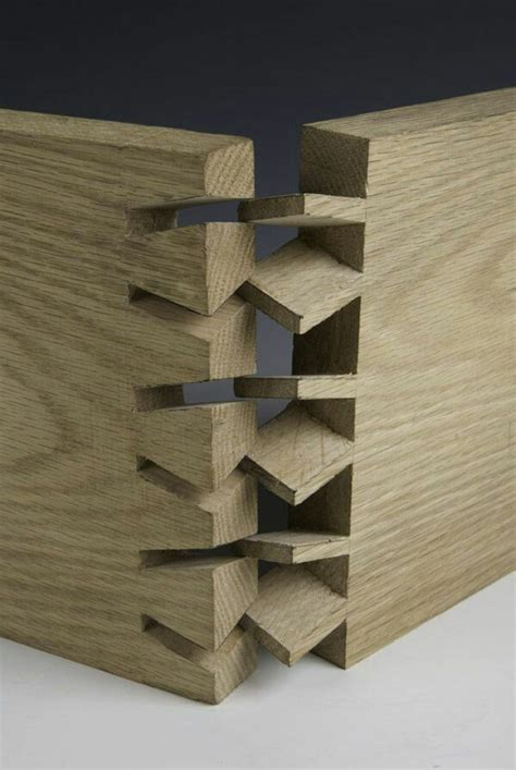 twisted dovetail joint woodworking japanese joinery