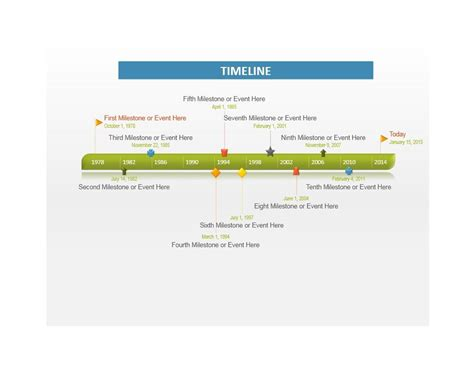 timeline template 30 timeline templates excel power point word template lab