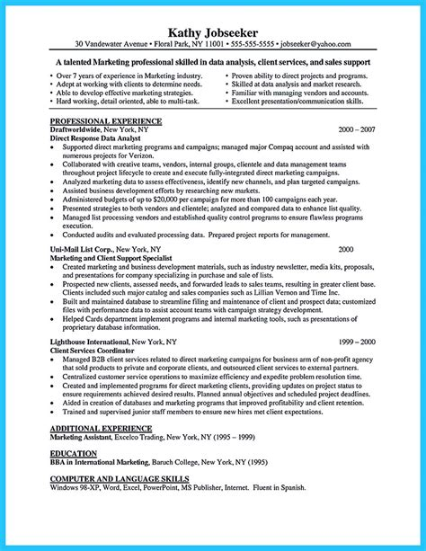 A good resume should illustrate your skills and work experience, and highlight what makes you a great match for the job. High Quality Data Analyst Resume Sample from Professionals