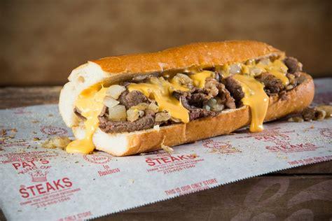 cheesesteak pat pennsylvania steaks king pittsburgh philadelphia fries 10best awards