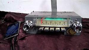 1964 Ford Galaxie Xl 500 Am Radio