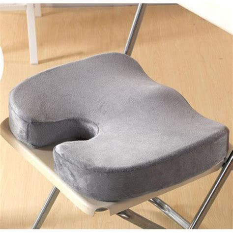 Best Orthopedic Chair Cushion by Best Coccyx Orthopedic Memory Foam Seat Cushion For Chair