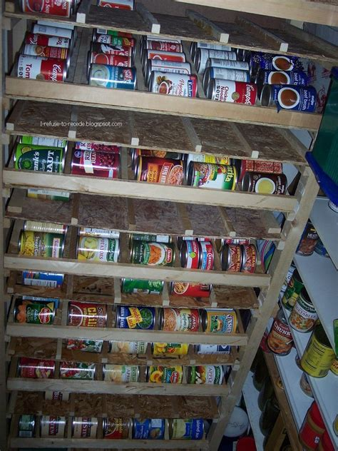 Food Pantry Rack by 1000 Images About Basement Pantry Ideas On