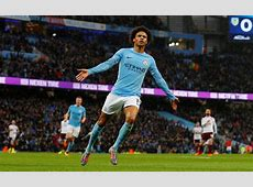 The development of Leroy Sane under Pep Guardiola at