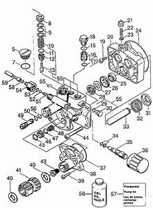 Karcher K 455 Parts List And Diagram