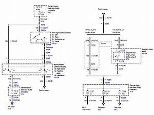 2000 F250 Headlight Switch Wiring Diagram