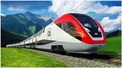 Bombardier Train Wallpaper