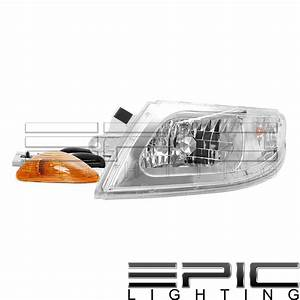 Signal Headlight For International 4100 4200 4300 4400