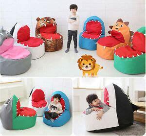 Child Bean Bag Armchair by Baby Infant Toddler Bean Bag Chair Sofa Safari