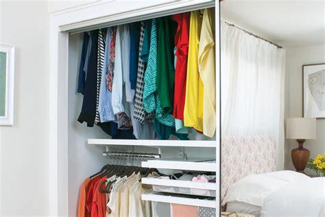 a california one bedroom gets an elfa closet