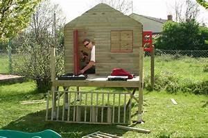 Cabane De Jardin Enfant : plan cabane de jardin enfant ~ Farleysfitness.com Idées de Décoration