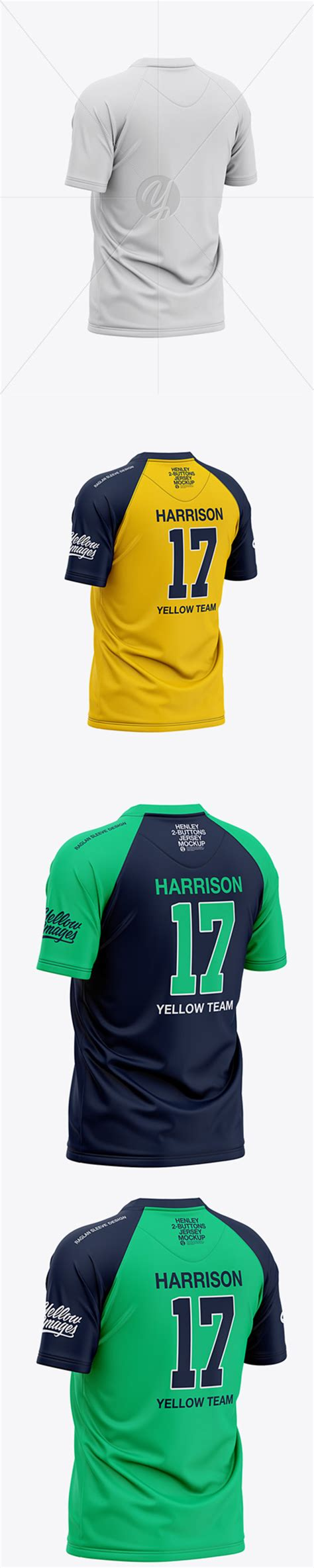 All free psd mockups you will find with lot of sub categories,just browse these freebies and use them for your commercial and personal projects. Get Mens Lace Neck Hockey Jersey Mockup Back View ...