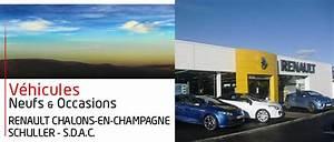 Renault Schuller : sdac vente v hicules occasion professionnel auto moto ch lons en champagne 51 ~ Gottalentnigeria.com Avis de Voitures