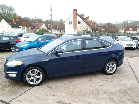 Used Blazer Blue Ford Mondeo For Sale