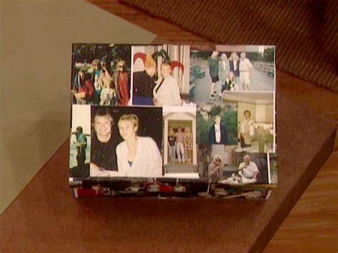 Memory Box Diy