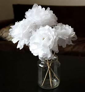 tuto fabriquer des fleurs en papier m6 les bouquets With chambre bébé design avec bouquet de fleurs en soie