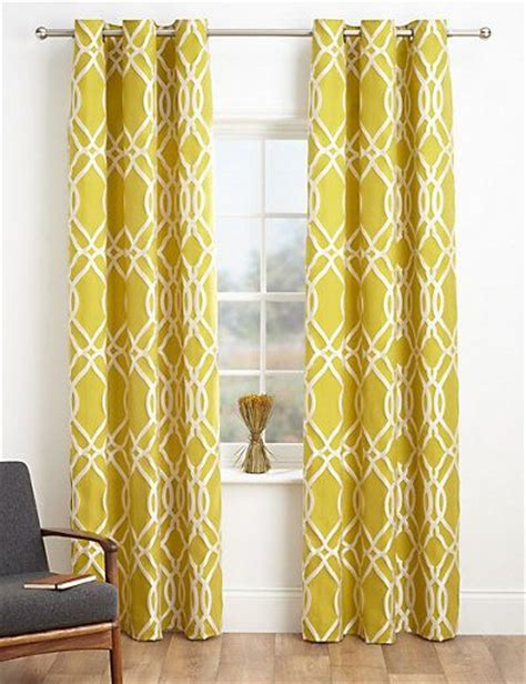 navy geometric pattern curtains 25 best ideas about geometric curtains on