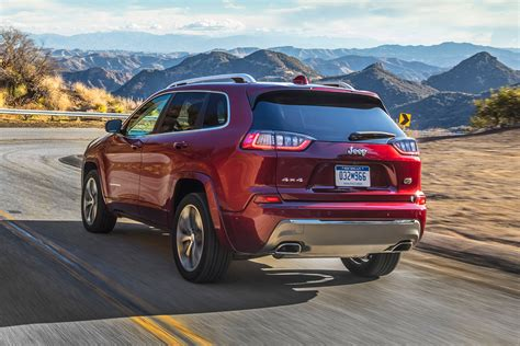 New Jeep Cherokee 2018 Facelift Review  Pictures Auto