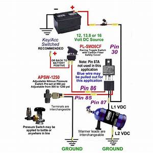 12 Volt Motorcycle Wiring Diagram