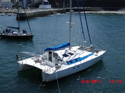 Dinghy Catamaran Sailboats For Sale by 2011 Homemade Catamaran Sailboat For Sale In