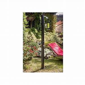 Piscine Hors Sol Plastique : douche solaire gre plastique 20 l d montable en 2 parties ~ Premium-room.com Idées de Décoration