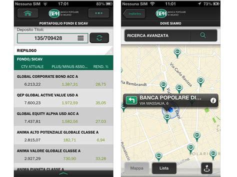 bpm banking mobile a bpm il premio come miglior app bancaria con webank up