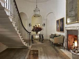 Classic & Minimalist Interior Design Home Of Rose Uniacke
