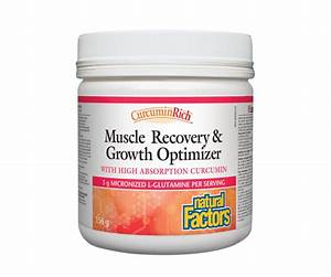 Natural Factors Muscle Recovery  U0026 Growth Supplement Reviews