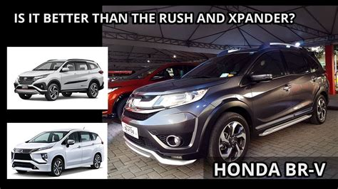 Review Honda Brv 2019 by 2019 Honda Brv 1 5v Review Is It Better Than The And
