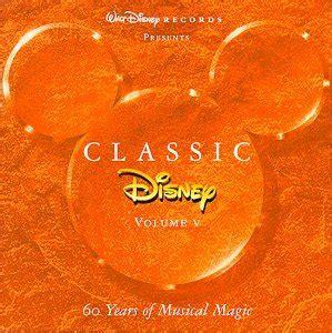 classic disney  years  musical magic disney wiki