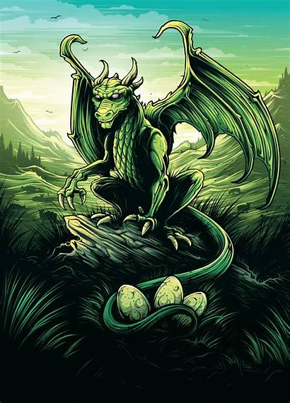 Welsh Common Pottermore Dragons Wizarding Dragon Potter
