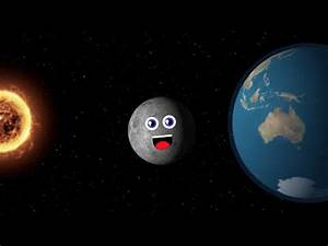 The Moon/Moon Songs For Kids/Moon Song for Children - YouTube