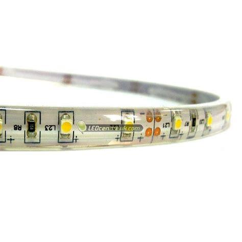60 Smd Power 3528 Strip Led Light Warm White 12 V Dc