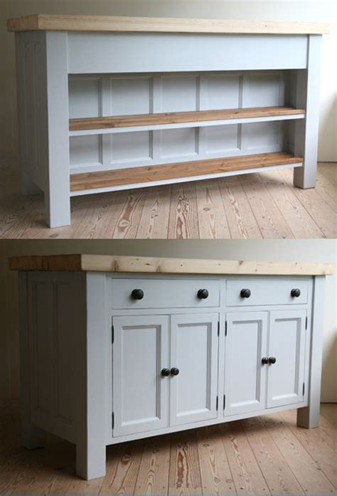 handmade solid wood island units freestanding kitchen