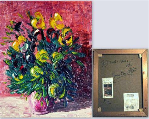 fiori ad olio quadri ad olio fiori kk15 187 regardsdefemmes