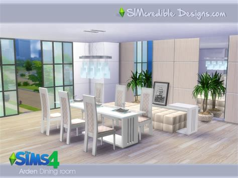 Simcredible!'s Arden Dining Room