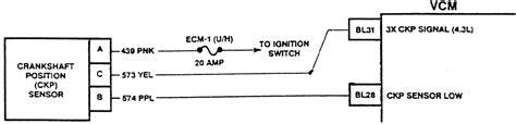 Crankshaft Sensor Wire Diagram For 2001 Honda Civic Dx by Repair Guides