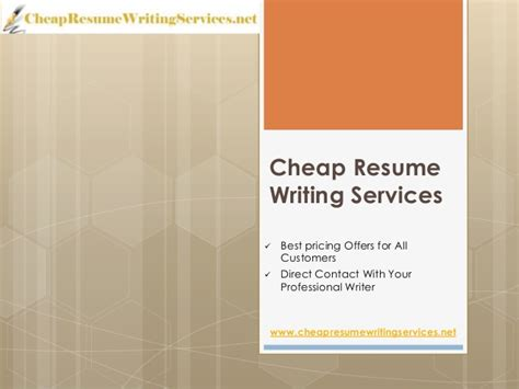 Cheap Resume Writing Services Sydney by Cheap Resume Writers