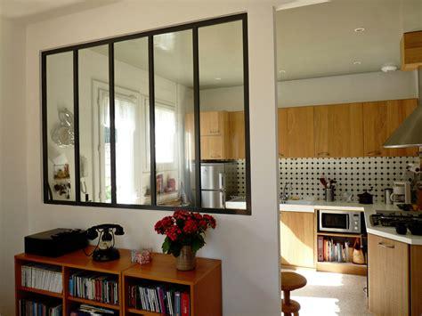 verriere interieur cuisine verrière d 39 intérieur pour la cuisine verriere verriere atelier artiste verriere