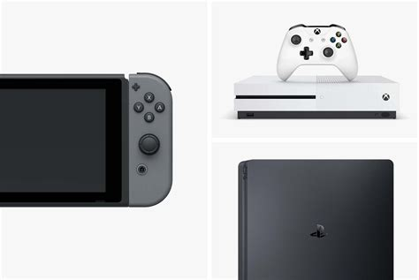 Best Home Gaming Consoles Of 2017