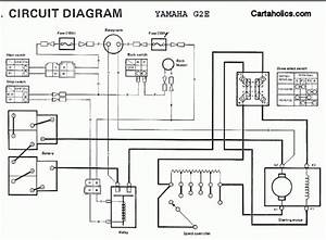 Golf Cart Wiring Diagram Snapshot Diverting Yamaha G2