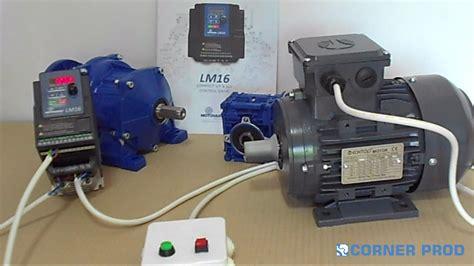Intrerupator Motor Electric Monofazat by Pornire Motor Trifazat Cu Ajutorul Unui Inverter Alimentat