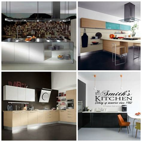 idee decoration murale pour cuisine déco mur cuisine 50 idées pour un décor mural original