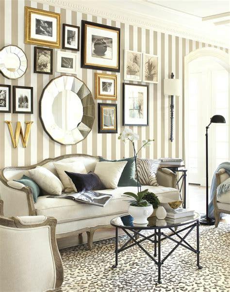 Wohnzimmer Ideen Vintage by 71 Wohnzimmer Tapeten Ideen Wie Sie Die Wohnzimmerw 228 Nde