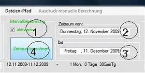 Zeitraum Berechnen Excel : haushaltsschaden ~ Themetempest.com Abrechnung