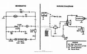 Wiring Diagram For A Briggs And Stratton