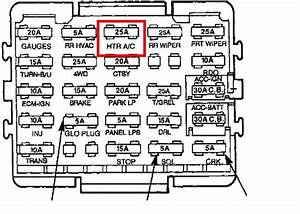 4 Best Images Of 1994 Chevy Silverado Wiring Diagram