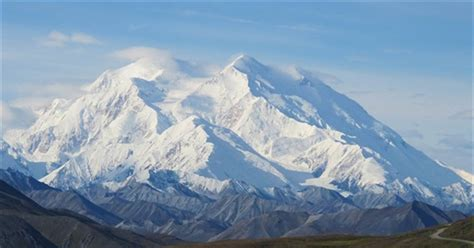 A mount is a point where additional equipment, such as a weapon, camera, winch and telescope can be attached to a vehicle so that the. Mount McKinley: Why the tallest mountain in US is where it is